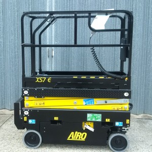 Airo XS7E scissor lift - AHS Ltd